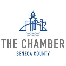 The Chamber Seneca County logo